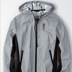 AE Active Reflective Windbreaker